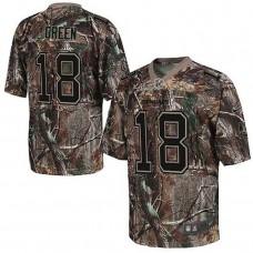 Cincinnati Bengals #18 A.J. Green Elite Camo Realtree Jersey
