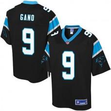 Pro Line Carolina Panthers #9 Graham Gano Team Color Jersey