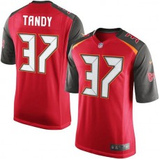 Youth Keith Tandy Red Tampa Bay Game Jersey