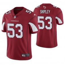 Arizona Cardinals #53 A. Q. Shipley Cardianl Vapor Untouchable Limited Player Jersey