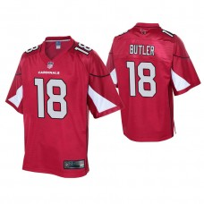 Youth Arizona Cardinals #18 Brice Butler Cardinal Player Pro Line Jersey