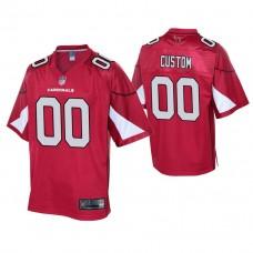 Youth Arizona Cardinals Cardinal Player Pro Line Customized Jersey