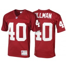 new products 09bfb b197b Arizona Cardinals #40 Pat Tillman Olive 2017 Salute to ...
