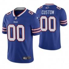 Buffalo Bills Royal Vapor Untouchable Limited Player Customized Jersey
