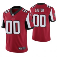 Atlanta Falcons Red Vapor Untouchable Limited Player Customized Jersey