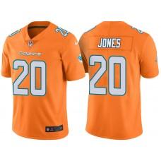 20 Miami Dolphins Reshad Jones Jerseys Team Color Home, Away ...