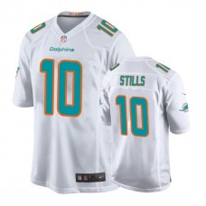 Miami Dolphins #10 Kenny Stills White New 2018 Game Jersey