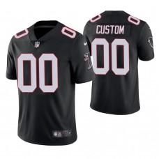 Atlanta Falcons Black Elite Customized Jersey