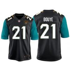 Jacksonville Jaguars #21 A.J. Bouye Black Game Jersey