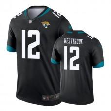 Jacksonville Jaguars #12 Dede Westbrook Black New 2018 Legend Jersey