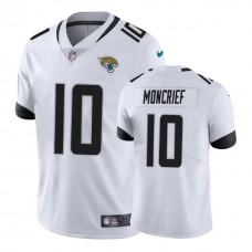 Jacksonville Jaguars #10 Donte Moncrief White New 2018 Vapor Untouchable Limited Jersey