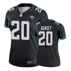 Women's Jacksonville Jaguars #20 Jalen Ramsey Black New 2018 Legend Jersey