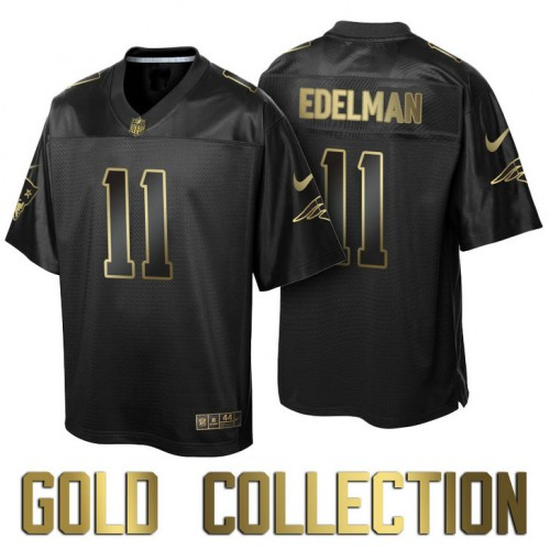 black and gold patriots jersey