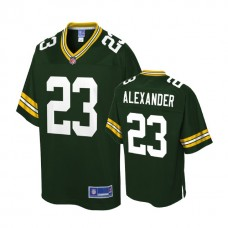 Youth Green Bay Packers #23 Jaire Alexander Green Player Pro Line Jersey
