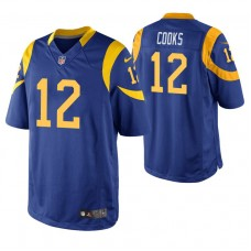 Los Angeles Rams #12 Brandin Cooks Royal Limited Jersey