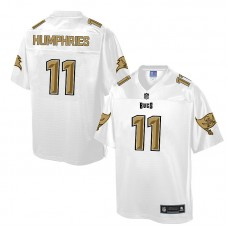 Tampa Bay Buccaneers #11 Adam Humphries White Pro Line Fashion Jersey
