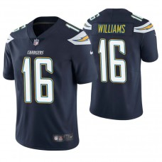 Los Angeles Chargers #16 Tyrell Williams Navy Vapor Untouchable Limited Player Jersey