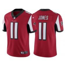 Youth Atlanta Falcons #11 Julio Jones Red Vapor Untouchable Limited Jersey