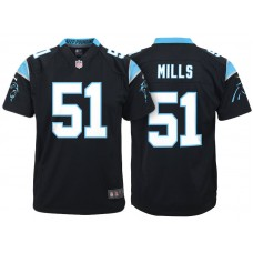 size 40 dba50 1010b Kid's Sam Mills Carolina Panthers Youth Jersey Online Sale